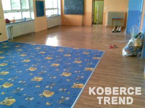 Pokládka podlah 1
